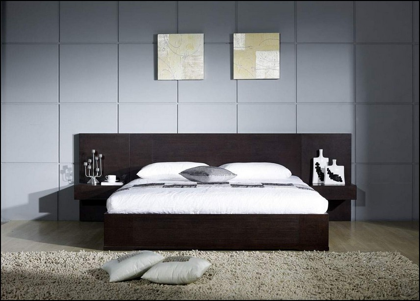Gallery Bed Headboards Salamandra Leather Tiles